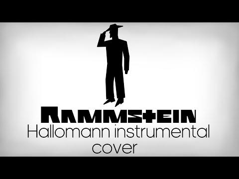 Rammstein - Hallomann instrumental cover