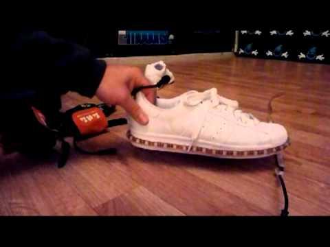 Liquidemotions.com Lu-Me-Light Shoe Tutorial!