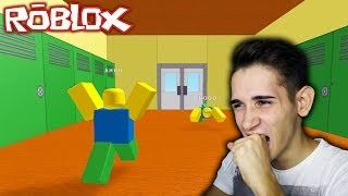 WE HAVE TO GET OUT OF SCHOOL! (Roblox Adventures)