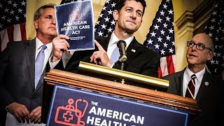 Republicans Release Summary Of Senate Healthcare Bill, And It Is Terrifying