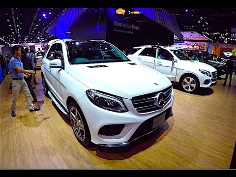 New 2017 suv mercedes gle 250 d youtube for 2017 mercedes benz gle 250