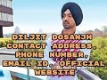 Diljit Dosanjh (Contact Details and Personal Info)