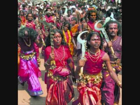kodungalloor bharani pattu