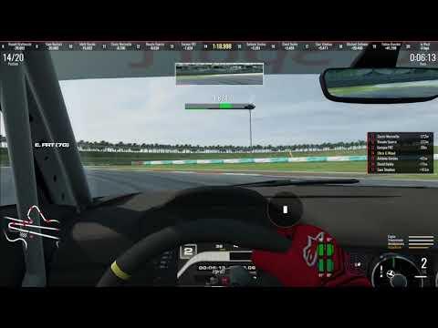RaceRoom - Audi TT Cup 2015/16 - Rookie Europe - Ranked |