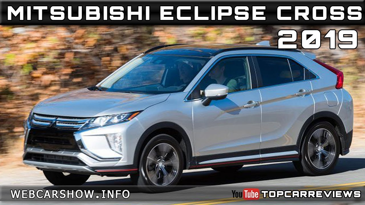 2019 MITSUBISHI ECLIPSE CROSS Review Rendered Price Specs ...