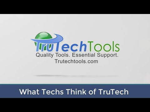10 Years Of TruTech Tools From A Technician Perspective
