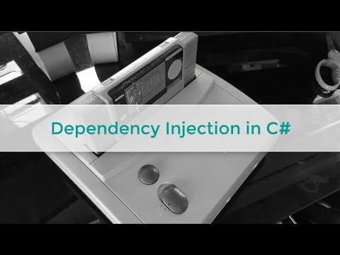 Dependency Injection in C#