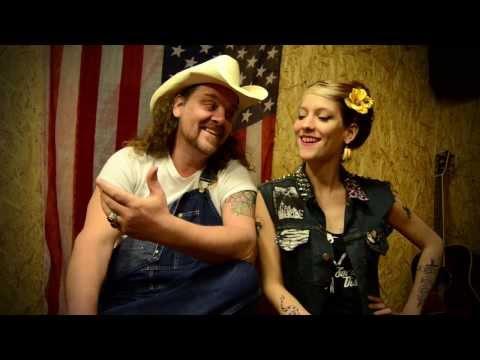 Johnny Trash & Crystal Dawn  White Trash Valentine