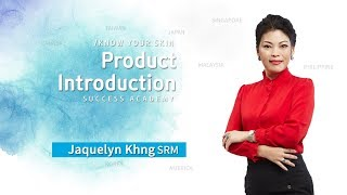Atomy Product Introduction by Jaquelyn Khng SRM - 中文