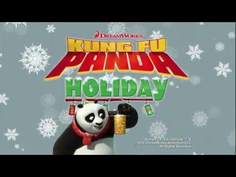 Кунг фу панда праздничный выпуск мультфильм 2010