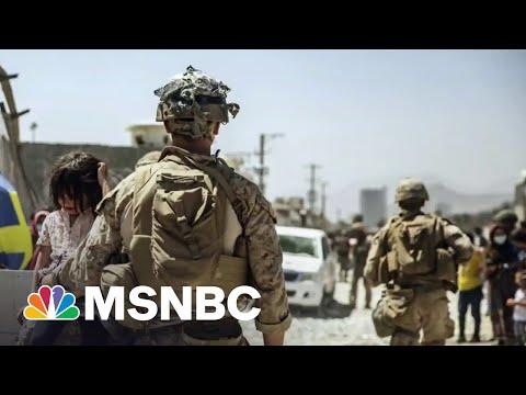 Veteran Says End Of War In Afghanistan Brings 'Grim Relief'