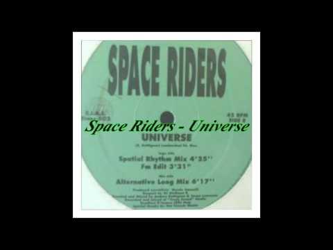 Space Riders  Universe Alternative Long Mix