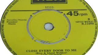 Joe Cuddy Close Every Door To Me B Side 1974