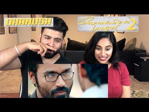 VIP 2 Teaser 1 Reaction | Dhanush, Kajol |...