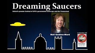 Dreaming Saucers- Neil Geddes Ward