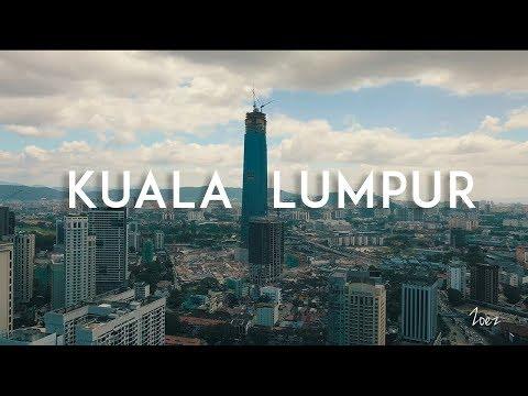 Take Me To Kuala Lumpur | Aerial View
