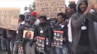 Африканские нелегалы взяли Израиль за горло