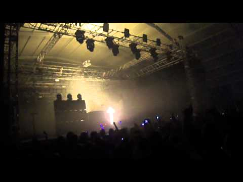 Justice - We Are Your Friends + Audio Video Disco @ Bogotá Colombia 2012
