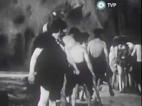 Pancho Talero en Hollywood  (fragmento)