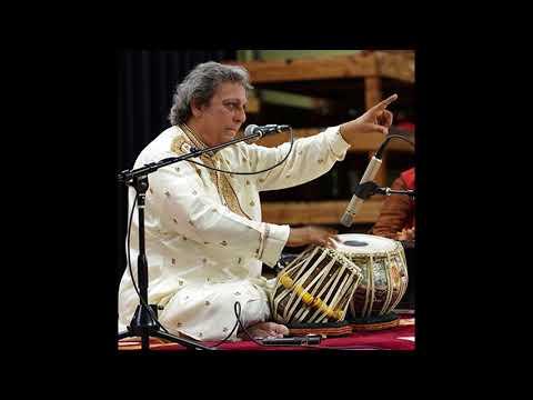 Pandit Swapan Chaudhri -Teentaal Vilambit and Drut
