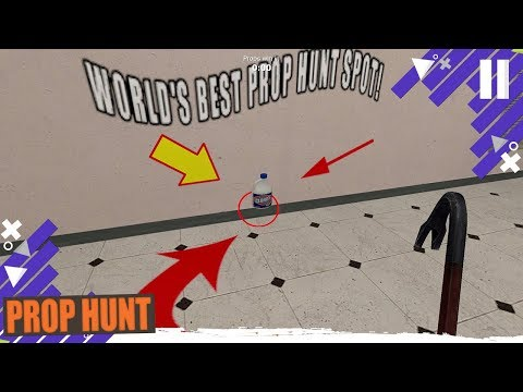 The Roasts Are Real (GMOD Prop Hunt)