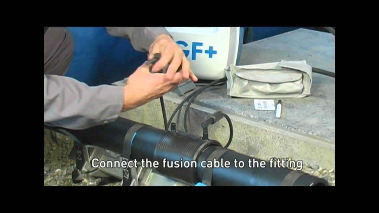 Electrofusion Units MSA 330 and MSA 340 - GF Piping Systems - English