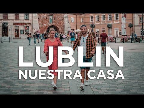 Lublin la ciudad donde vivimos en Polonia. Molaviajar