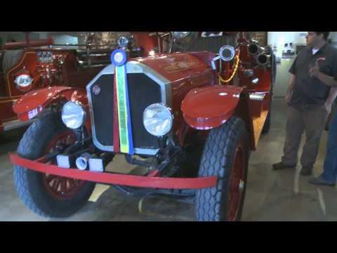 The Texas Bucket List - San Antonio Fire Museum