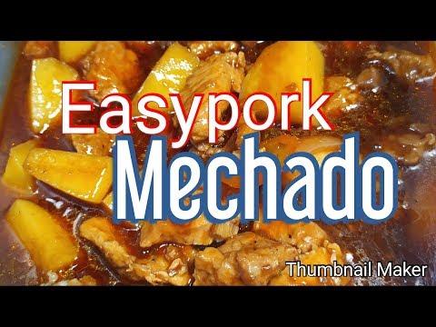 Pork Mechado Panlasang Pinoy(Mechadong Baboy Recipe)How To Cook Mechado Lutong Pinoy 2019
