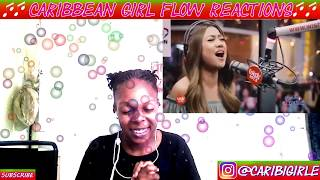 Reacting To Morissette Amon  -Rise Up on Wish 107.5 [Caribbean Girl Flow Reactions] ✅