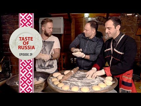 Healthy living in Russia's sports capital - Taste of Russia Ep. 29
