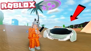 We've found the new spacecraft! - Roblox Mad City with Panda