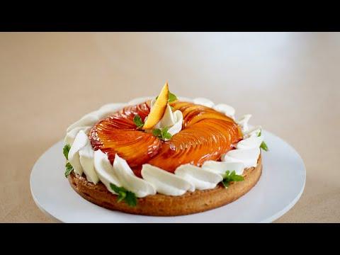 Download Peach Tart Entremet – Bruno Albouze