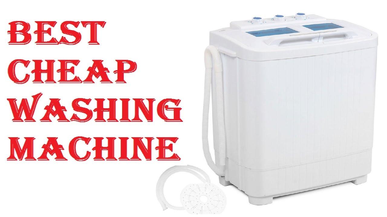 best cheap washing machine youtube. Black Bedroom Furniture Sets. Home Design Ideas