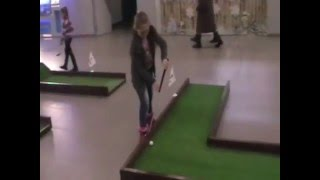 Мини гольф, mini golf