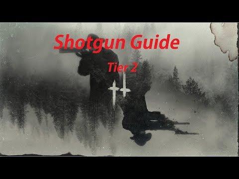Hunt Showdown Shotgun Guide (Tier 2)