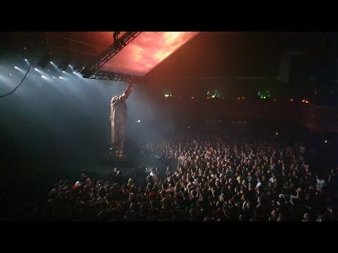 #Хаски - начало перформанса / 7 октября / Люцифер @ Glavclub Green Concert - 1|12|2019 - 18+