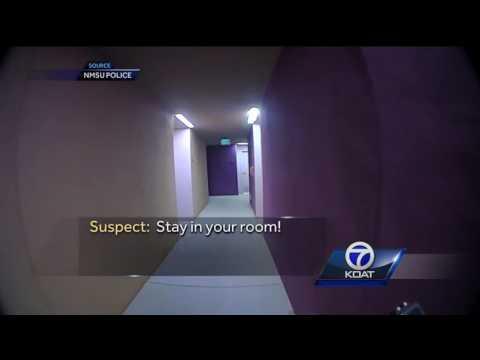 Video: NMSU police shooting
