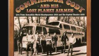 Home in my Hand (by Ronnie Self) - Commander Cody and his Lost Planet Airmen