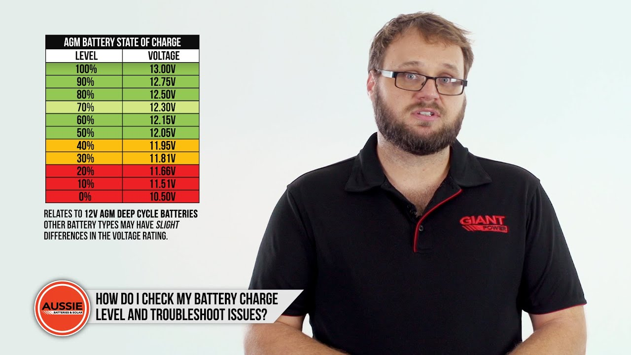 Q Amp A How To Check Your Battery Charge Level And
