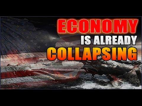 DAVID KRANZLER  |  Economy is Already Collapsing