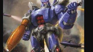 Galavtron VS Iron Hide Transformers Battle