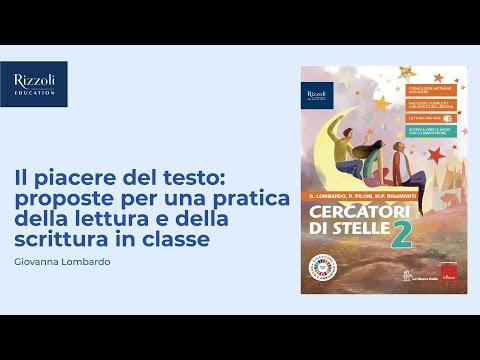 Webinar | Il piacere del testo: proposte per una pratica della lettura e della scrittura in classe from YouTube · Duration:  43 minutes 19 seconds