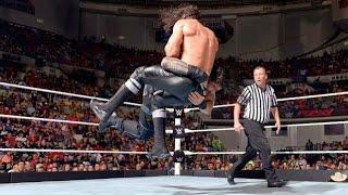 WWE Seth Rollins Forced To Vacate WWE World Heavyweight Championship - Original WWE Upload