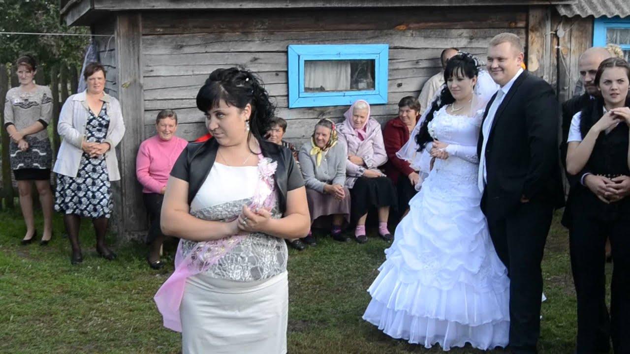вот так гулять надо на свадьбе у нас в Белоруссии