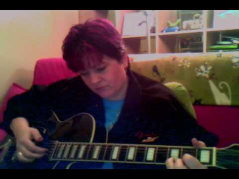 Me playing/singing the Cowboy Junkies