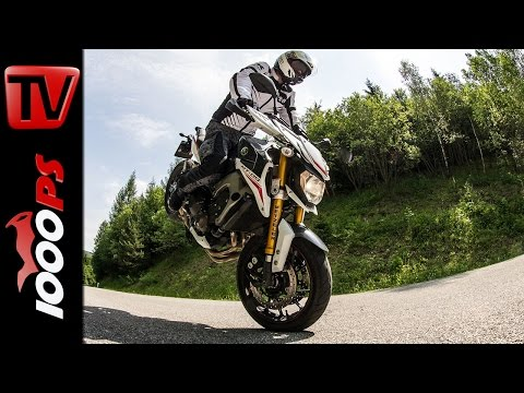 Yamaha MT-09 Street-Rally | 5 Meinungen - 1 Bike | Stunts, Action, Sound