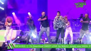 Wahu - Sweet Love #TwawezaLive Meru