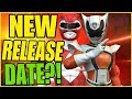 Power Rangers Battle For the Grid - NEW Release Date & NEW Skins?