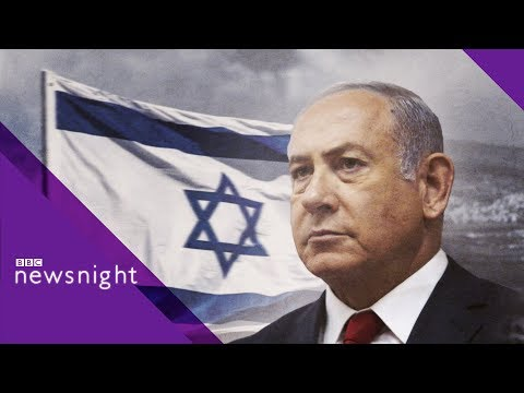 Israel: Opinion divided over Nation State law - BBC Newsnight